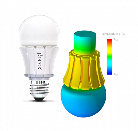 LED Replacement Light Bulb - Image
